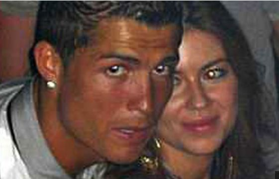 Ms Mayorga alleges she was raped after meeting the footballer at a Las Vegas nightclub