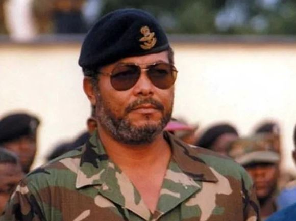 Rawlings in military gear