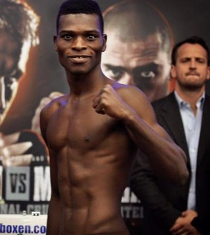 Richard Commey - Lightweight boxer