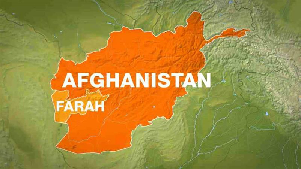 The Taliban has claimed credit for the attack, while officials say it was related to weather