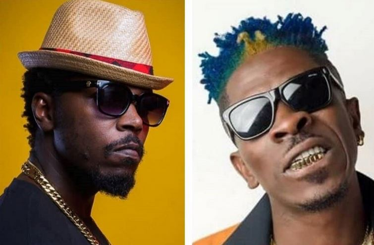 kwaw kese and shatta