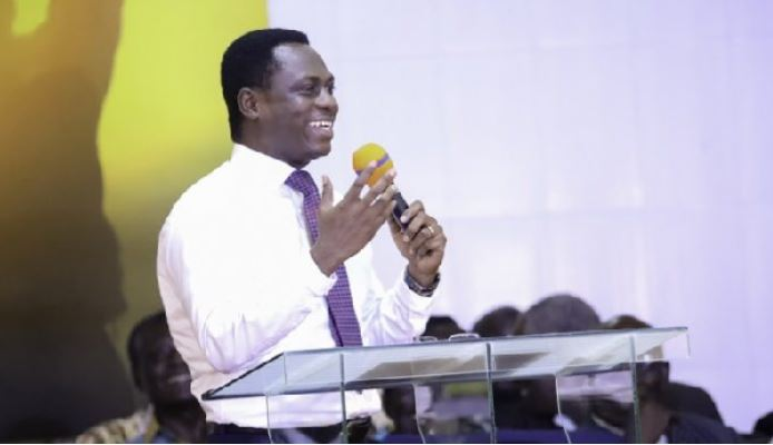 Apostle Nyamekye - Pentecost Church