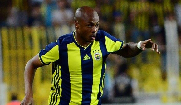 Dede Ayew new