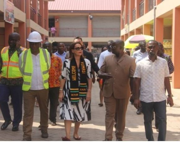 France supports Kumasi projects