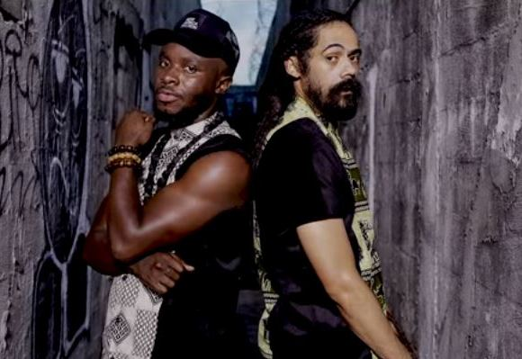 Fuse ODG and Damian Marley ..
