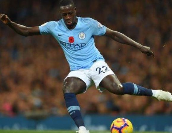 Mendy - Manchester City defender