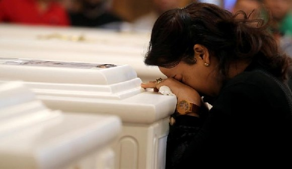 More than 100 Copts have been killed in attacks since 2011