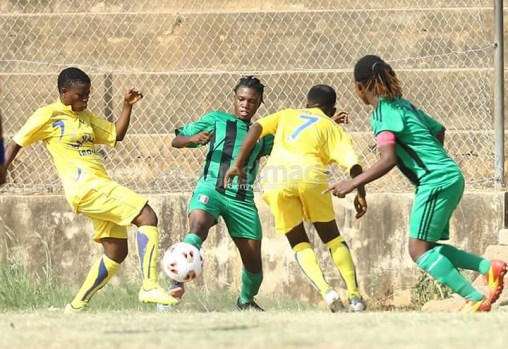 Retired women footballers association