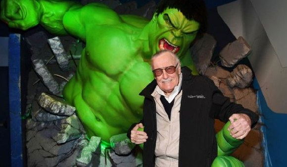 Stan Lee was born Stan Lieberman in 1922