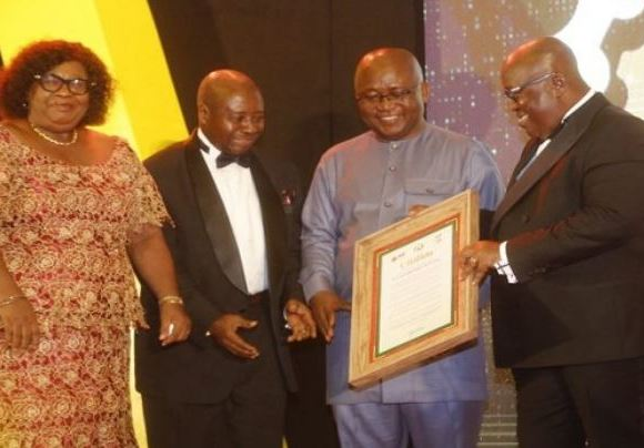 AGI awards - Akufo-Addo