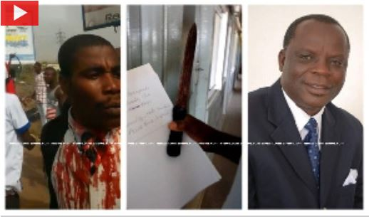 Assemblies of God pastor killer arrested