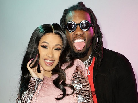 Cardi B and Offset had gotten married secretly