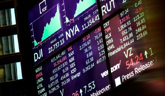 Stock markets in the US have seen significant rises