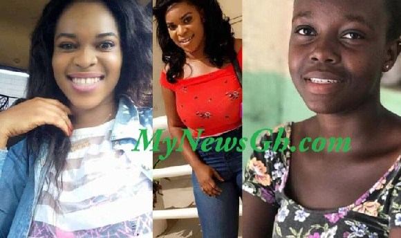 The 3 sisters who were involved in the deadly accident