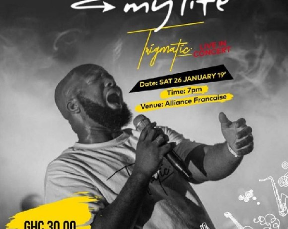 'My Life' concert is scheduled for Saturday 26th January