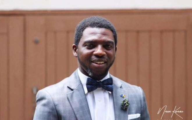 Client Relations Officer (CRO) at Menzgold Ghana Limited, Mr Carl Marx