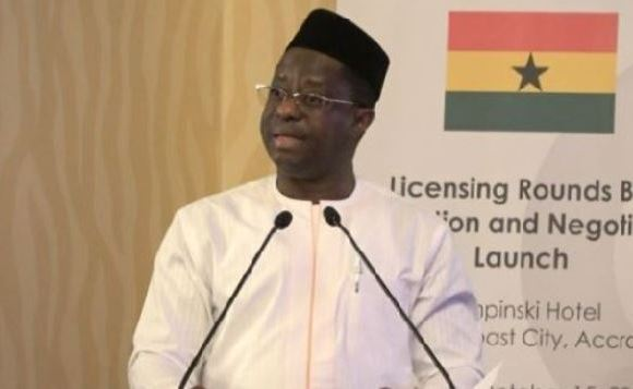 Energy minister - Peter Amewu