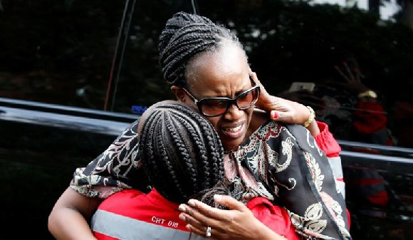 Funerals are expected to be held on Thursday as mourning for the dead begins in Nairobi