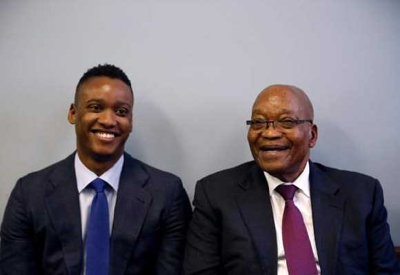 Graft charges dropped against Zuma's son