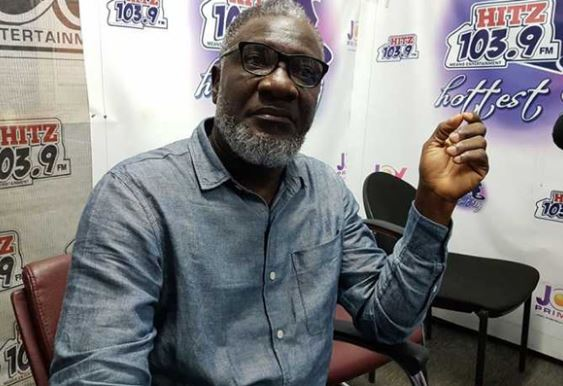 Late Ebony's father Mr. Opoku Kwarteng