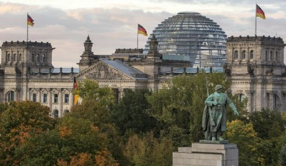 Many of those targeted are MPs in Germany's Bundestag