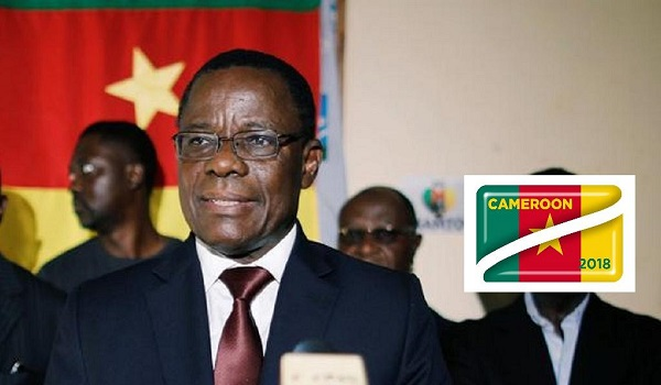 Maurice Kamto is Cameroon's main opposition leader