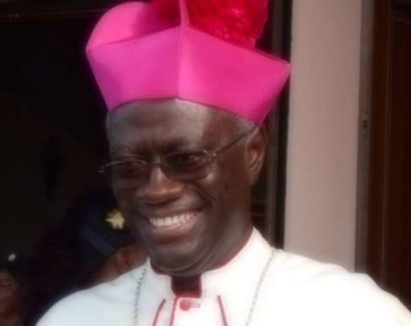 Most Rev Bonaventure Kwofie