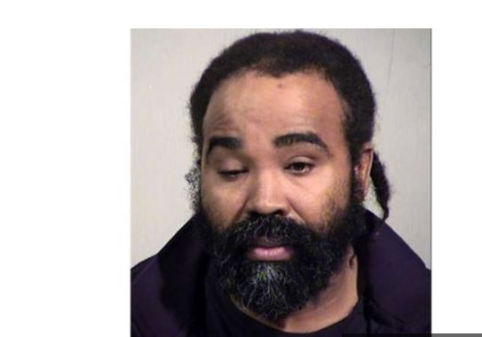 Nathan Sutherland, 36, was responsible for the woman's care, authorities said