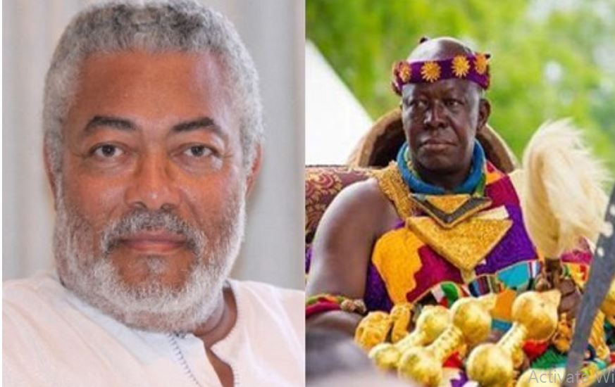 Rawlings and Otumfuor