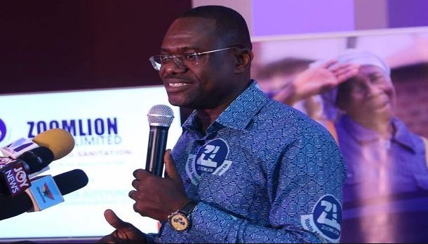 Zoomlion - Siaw Agyapong