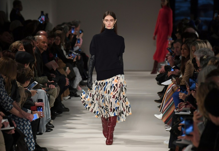 Hundreds of models travel to the major fashion weeks in the hope of work