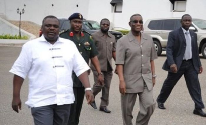 Koku Anyidoho was the Communications Director at the Presidency during the Mills administration