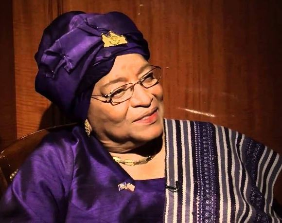Madam Ellen Johnson-Sirleaf