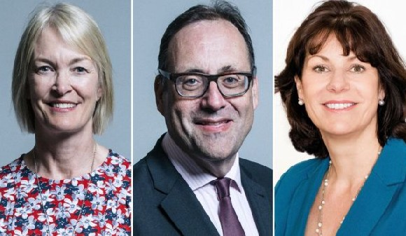 Margot James, Richard Harrington and Claire Perry outline their concerns in an article