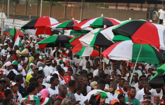 NDC rally, Ghana Political News Report Articles