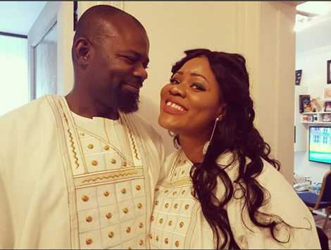 Obaapa Christy and husband, Ghana Music News Articles