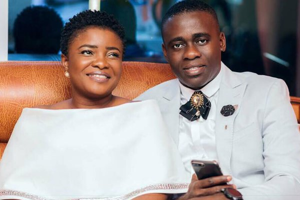 Ohemaa Mercy and husband, Isaac Twum-Ampofo, Ghana Music News Articles