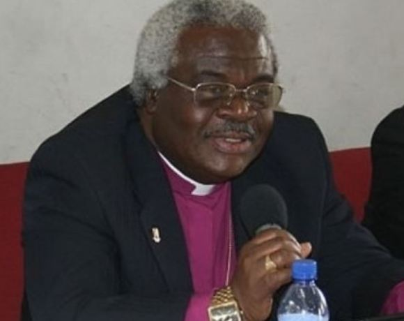 Rev. Prof. Emmanuel Martey, Former Moderator for Presbyterian Church of Ghana