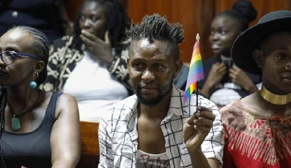Some Kenyan's believe gay sex should remain illegal