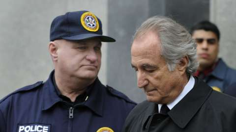 The fraudsters have been compared to Bernie Madoff