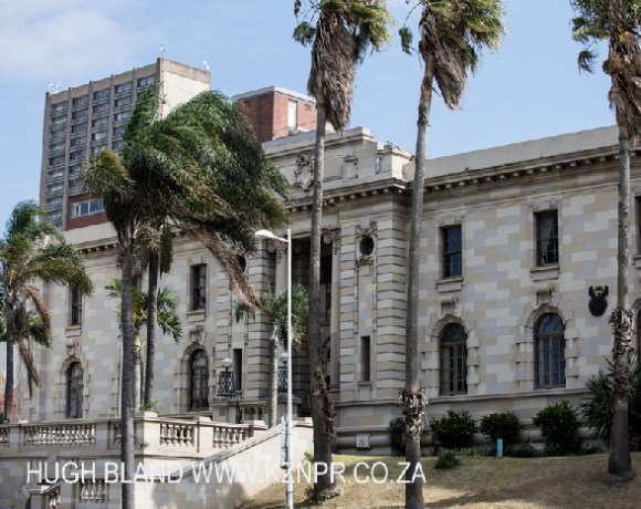 The shooting incidence happened at the Durban High Court
