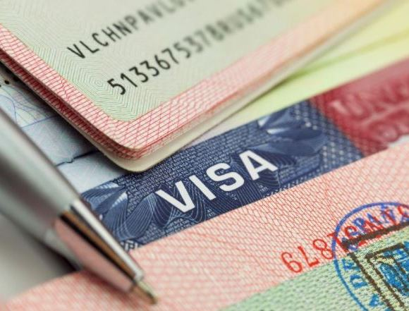 Visa File photo