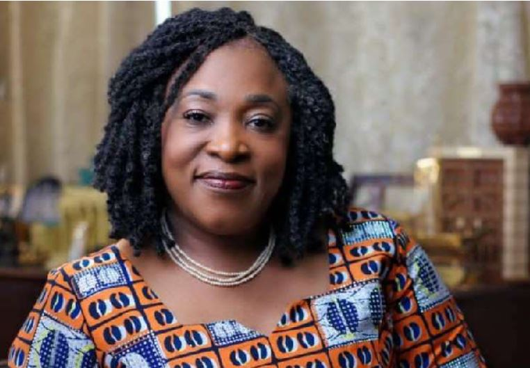 Foreign Affairs Minister, Shirley Ayorkor Botchwey