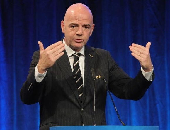 Gianni-Infantino-speech1