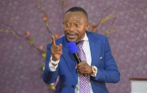 Leader of the Glorious Word and Power Ministry, Reverend Isaac Owusu Bempah