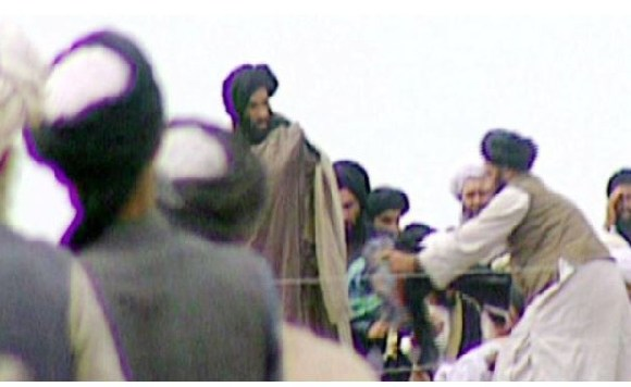 Mullah Omar, filmed in secret by a BBC crew in 1996, is believed to have died from illness in 2013