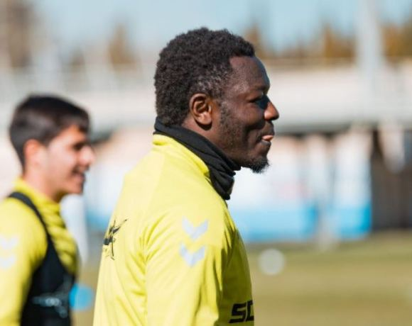 Muntari joined Albacete in the January transfer window as a free agent