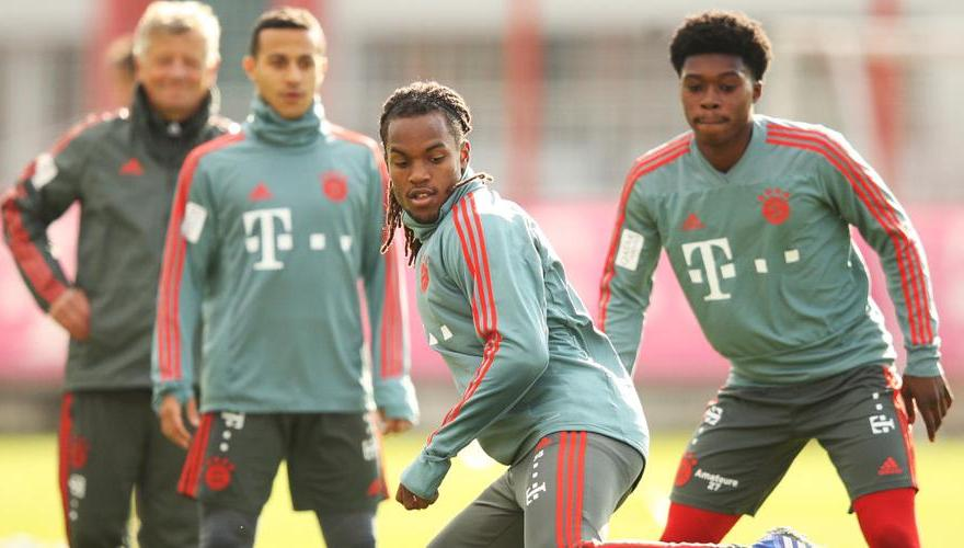 RenatoSanches-190321-Training-G1050