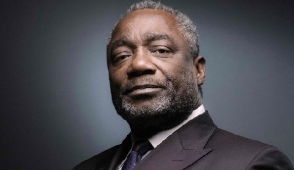 The alleged target of an assassination plot, former Congolese Colonel Ferdinand Mbaou