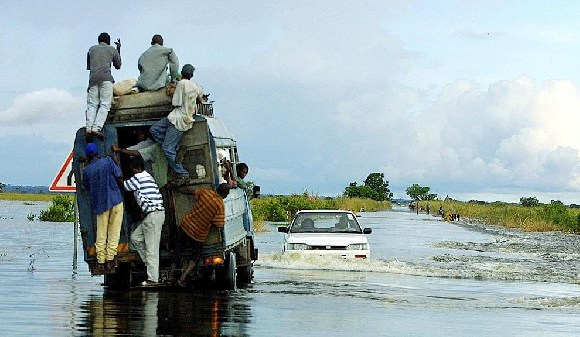 The number of people killed in floods in southern Malawi has risen to 56